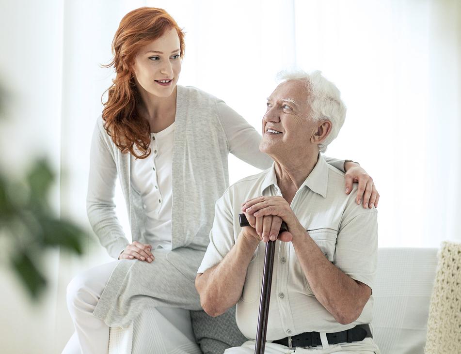 Nursing Homes for Elders At Helping Hands For Seniors